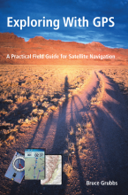 Exploring With GPS book cover